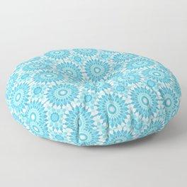 Morocco (Teal) Floor Pillow