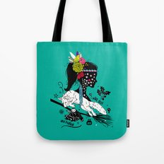 Wild, free and magical Tote Bag