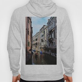 Venice the city of Canals Hoody