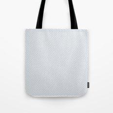 U13: grey droplet Tote Bag