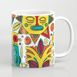 Tiki tiki Coffee Mug