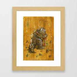 Sentaimental  Framed Art Print