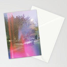 Holy Light Leek Stationery Cards