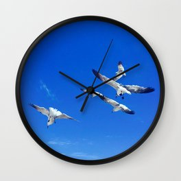 South Padre Wall Clock
