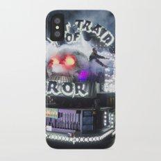 Night Train of Horror iPhone X Slim Case