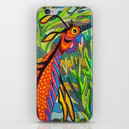 Weedy Seadragons iPhone Skin