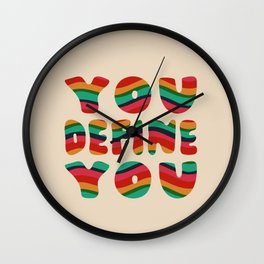 You Define You Wall Clock