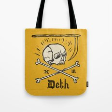 Lucky Number Tote Bag