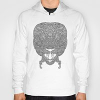 afro Hoodies featuring AFRO by varvar2076