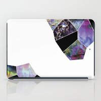 geology iPad Cases featuring Geology by michiko_design