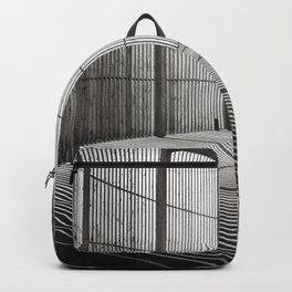 Chapel of Reconciliation in Berlin - analog Backpack