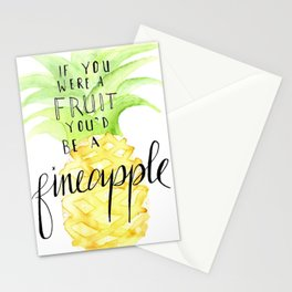Foineapple Stationery Cards
