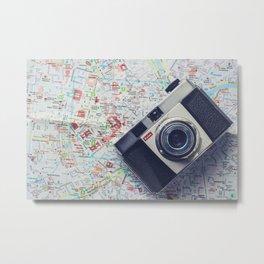 Travel & Photography Metal Print