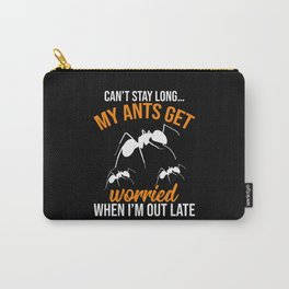 Ant Insect Halloween Apparel for Ant Lover Carry-All Pouch