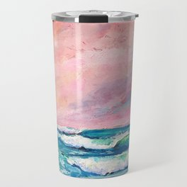 Candies surf break Travel Mug