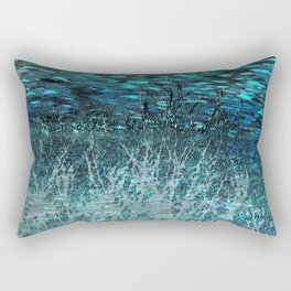 Marine Scape Deekflo Print AwesomePaletteSoc6 Rectangular Pillow