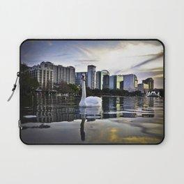 Lake Eola - Orlando, FL Laptop Sleeve