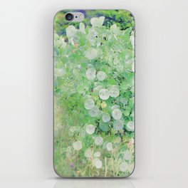 Nature's First Green iPhone Skin