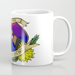 Less Queerbaiting - More Queer Dating!  Coffee Mug