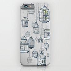 Last Bird in the Shop iPhone 6s Slim Case