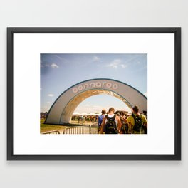 BonnaroOo! Framed Art Print