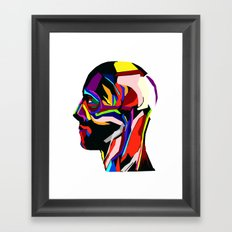 Helliot Framed Art Print
