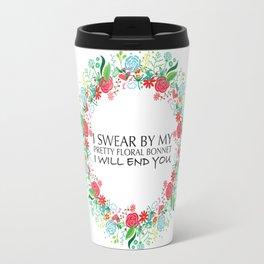 I swear Travel Mug