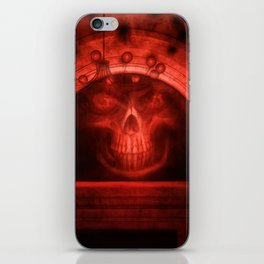 Witching hour in the House of Dead iPhone Skin