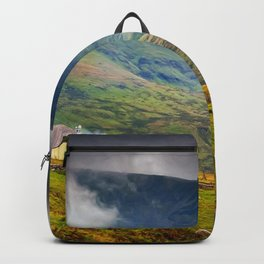 Steam Trains To The Summit Backpack