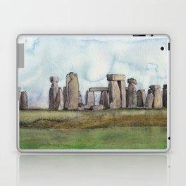 Stone Henge UK England Landscape  Laptop & iPad Skin