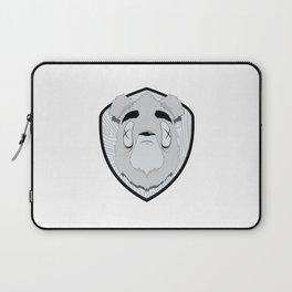 Dead Bear Laptop Sleeve