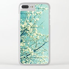 Blossom Clear iPhone Case