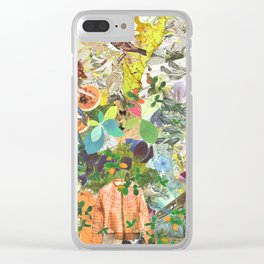 End of Propagation Clear iPhone Case