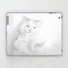 Playful Cat I Laptop & iPad Skin