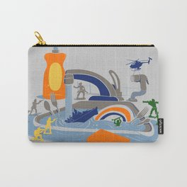 Sink Sank Sunk Carry-All Pouch