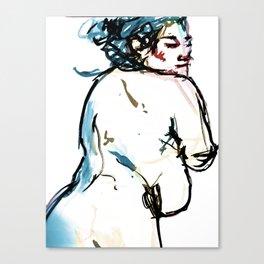 Gemma Canvas Print