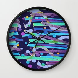 Aquatique Wall Clock