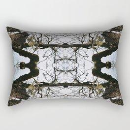 Cat's Cradle Rectangular Pillow