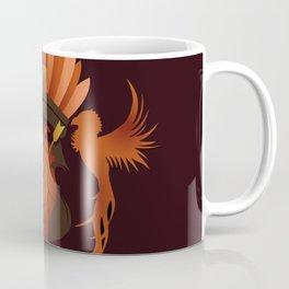 Quetzalli's Heart Coffee Mug