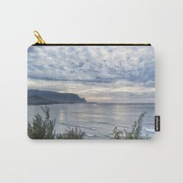 Hannalei Bay Sunset Carry-All Pouch