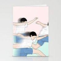 rush Stationery Cards featuring RUSH by RUEI