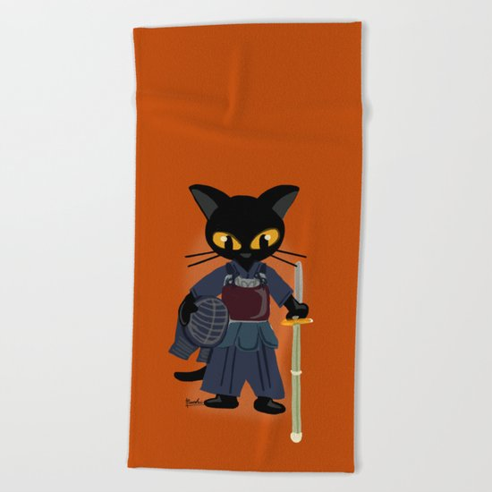 Kendo Beach Towel