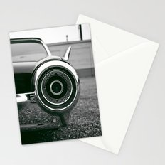 Classic T-bird taillight Stationery Cards