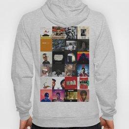 HIP-HOP ALBUM COVER Hoody