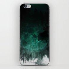 Faraway Places iPhone & iPod Skin