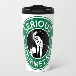 Serious Gourmet Shit Travel Mug