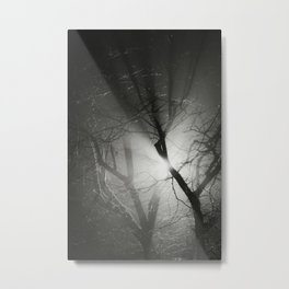 you can dance with me at any time Metal Print