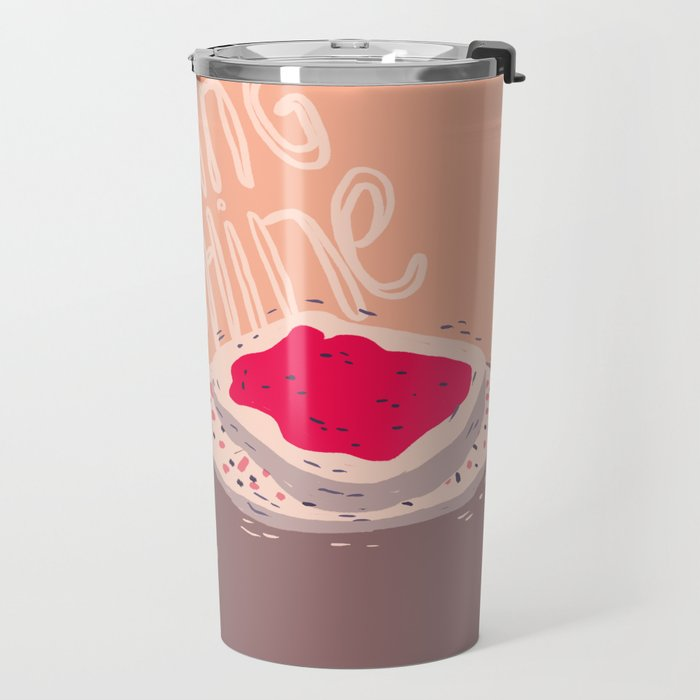 morning Travel Mug