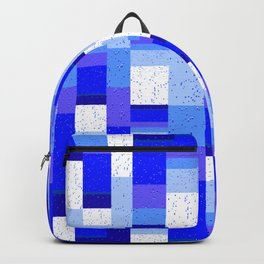 Gentle Power Geometric Backpack