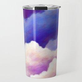 Dreamy Clouds Travel Mug